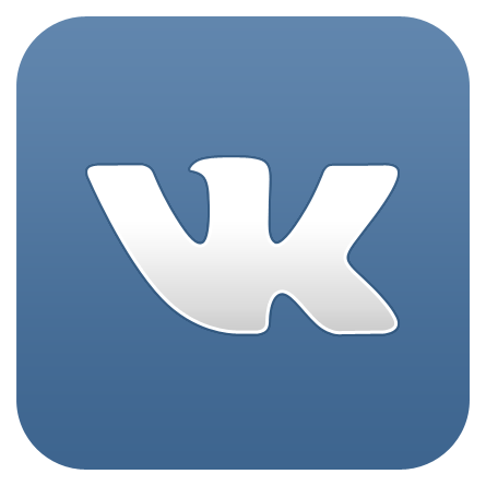 Follow us on Vkontakte